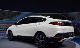 Nissan Venucia T90 เอสยูวีสไตล์คูเป้เปิดตัวที่ปักกิ่งมอเตอร์โชว์ 2016