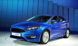 Ford Focus 1.5 EcoBoost ใหม่ เปิดตัวที่งานมอเตอร์โชว์ 2016 เคาะราคาเดียว 1.099 ล้านบาท