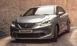 Suzuki Baleno ใหม่ เคาะเริ่ม 6.77 แสนบาท มีรุ่นไฮบริดให้เลือกด้วย