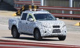หลุดกระบะ Mercedes-Benz ใหม่ พัฒนาร่วมกับ NP300 Navara ชัดเจน