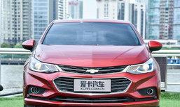 เปิดสเป็ค! 2017 Chevrolet Cruze ใหม่ ก่อนขายจริงที่จีน 20 ก.ค.นี้