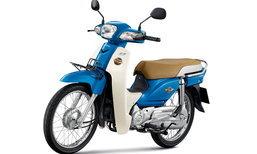 เปิดตัว Honda Super Cub ใหม่ เครื่องยนต์ 110 ซีซี เคาะ 42,700 บาท