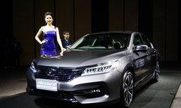Honda Accord Hybrid ไมเนอร์เชนจ์ใหม่ อัดระบบ Honda SENSING เคาะเริ่ม 1.659 ล้านบาท
