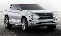 Mitsubishi GT-PHEV Concept ใหม่ เตรียมเปิดตัวที่ปารีสมอเตอร์โชว์ 2016