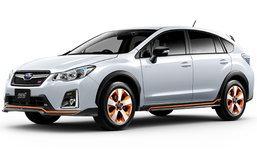 Subaru XV Hybrid tS แต่งหล่อรอบคันขายจริง 25 ตุลาคมนี้