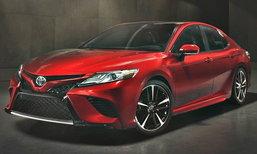 เปิดตัว 2018 Toyota Camry ใหม่ ปรับภาพลักษณ์สปอร์ตเต็มพิกัด