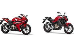 ทะยานสู่ความท้าทายครั้งใหม่ กับ Honda CBR500R Sport Full Fairing และ Honda CB500F Naked Bike