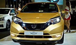 2017 Nissan Note ใหม่ ว่าที่อีโคคาร์บ้านเราเปิดตัวในสิงคโปร์แล้ว