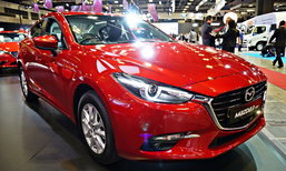 ก่อนใคร! 2017 Mazda3 ไมเนอร์เชนจ์ใหม่ก่อนเปิดตัวจริง 24 ม.ค.นี้