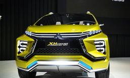 สวยล้ำ! Mitsubishi XM Concept เผยโฉมที่งานมอเตอร์เอ็กซ์โป 2016