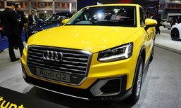 รถใหม่ Audi - Motorshow 2017
