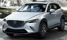 Mazda CX-3 พร้อมด้วย G-Vectoring Control เปิดตัวในงานเจนิวามอเตอร์โชว์ 2017