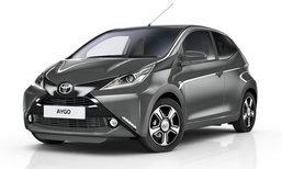 Toyota Aygo X-Clusiv ตัวท็อปสุดเคาะเริ่ม 5.71 แสนในอังกฤษ