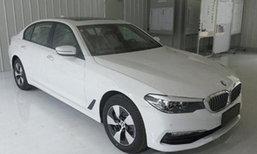 หลุด BMW 5-Series G30 เวอร์ชั่นฐานล้อยาวสำหรับตลาดจีน