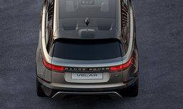 Range Rover Velar ใหม่ เตรียมเปิดตัวครั้งแรกที่เจนีวามอเตอร์โชว์ 2017
