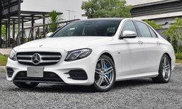 Mercedes-Benz E350e 2017 ใหม่ ขุมพลังปลั๊กอินไฮบริด ราคา 3,490,000 บาท