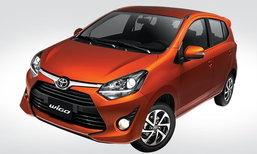 Toyota Wigo 2017 ไมเนอร์เชนจ์ใหม่ที่ฟิลิปปินส์ ราคา 366,000 บาท