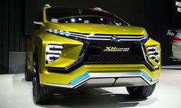 Mitsubishi XM อาจขายจริงในชื่อ Expander ลุ้นเข้าไทยเร็วๆนี้