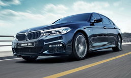 ทึ่ง! BMW 5-Series ใหม่ อาจถูกผลิตในจีนเพื่อส่งขายยุโรป