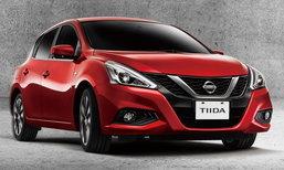 Nissan iTIIDA 2017 ใหม่ ถูกเปิดตัวที่ไต้หวัน ราคา 744,000 บาท