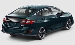 Honda เปิดตัวเป็นครั้งแรกกับ Honda Clarity ทั้งในรุ่น PHV และ EV ในงานนิวยอร์กมอเตอร์โชว์ 2017