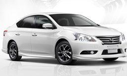 ราคารถใหม่ Nissan ในตลาดรถยนต์ประจำเดือนมิถุนายน 2560