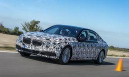 BMW 7-Series 2016 เจเนอเรชั่นใหม่ได้ฤกษ์เปิดตัว 10 มิ.ย.นี้