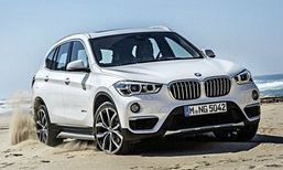 BMW X1 2016 เจเนอเรชั่นใหม่ เผยสเป็คเครื่องยนต์เบนซินบล็อกใหม่ล่าสุด