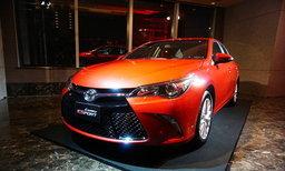Toyota Camry ESport ใหม่ เปิดตัวแล้วเคาะ 1.639 ล้านบาท
