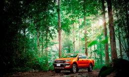 Ford Ranger Wildtrak ไมเนอร์เชนจ์เผยโฉมแล้ว เตรียมเปิดราคาเร็วๆนี้