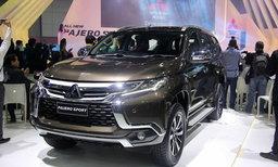 Mitsubishi Pajero Sport 2015 ใหม่ เปิดตัวแล้วอย่างเป็นทางการ เคาะเริ่มต้น 1.138 ล้านบาท