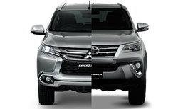 เทียบสเป็ค Toyota Fortuner 2015 และ Mitsubishi Pajero Sport ใหม่ อ็อพชั่นใครแน่นกว่ากัน?