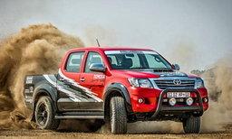 เผยโฉม 'Toyota Hilux' ขุมพลัง 455 แรงม้าจาก 'Lexus IS-F'