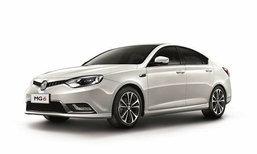 ราคารถใหม่ MG ในตลาดรถยนต์ประจำเดือนกันยายน 2558