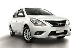 Nissan March และ Almera ไมเนอร์เชนจ์ใหม่ เพิ่มไฟเดย์ไลท์ เริ่ม 5.18 แสน