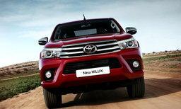 เผยโฉม Toyota Hilux 2016 สเป็คยุโรป อ็อพชั่นเยอะกว่าไทยนิดหน่อย