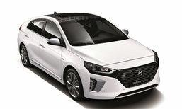 Hyundai IONIQ คอมแพ็คไฮบริดคู่แข่ง 'Prius' จากแดนโสม