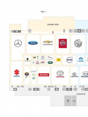 แผนผังงาน Motor Expo