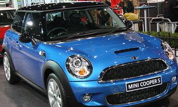 รถยนต์ MINI COOPERS