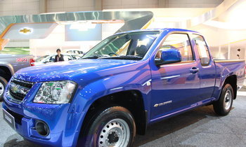 รถยนต์ Motor show 2010 -CHEVROLET