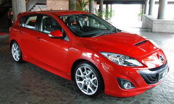 ขา Zoom-Zoom มาเลฯ เฮ Mazda Speed 3 ลงตลาดเดือนหน้า