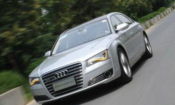 ลองแล้วจากจีน : Audi A8 W12 ตัวจริงความหรูจากภาพยนต์แอ็คชั่นชื่อดัง