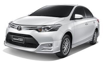 เผยโฉม Toyota Vios รุ่นปี 2016 และ Vios Exclusive ใหม่ล่าสุด เคาะเริ่ม 5.99 แสนบาท