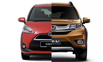 เทียบสเป็ค Toyota Sienta และ Honda BR-V ใหม่ ราคาต่างกันหลักหมื่น รุ่นไหนน่าเล่นกว่า?