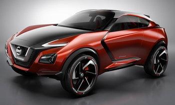 2017 Nissan Juke ใหม่ เตรียมเปิดตัวภายในปีหน้า