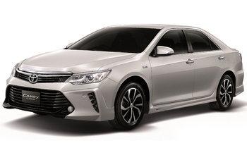 เผยโฉม 2016 Toyota Camry ไมเนอร์เชนจ์ใหม่ ลดราคา 5-7 หมื่นบาท