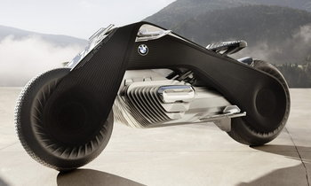 BMW Motorrad VISION NEXT 100 ต้นแบบมอเตอร์ไซค์ไฟฟ้าสุดล้ำ