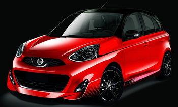 2016 Nissan March Midnight Edition ใหม่ เตรียมเปิดตัวที่บราซิล
