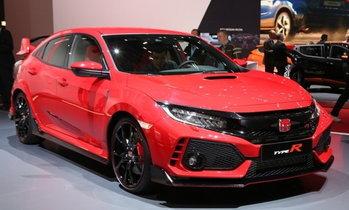 Honda เปิดตัว CIVIC Type R ใหม่รุ่นวางจำหน่ายในงานเจนิวามอเตอร์โชว์ 2017