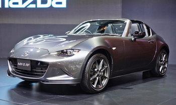Mazda MX-5 RF ใหม่ ขายจริงแล้วในไทย เคาะราคา 2.8 ล้านบาท